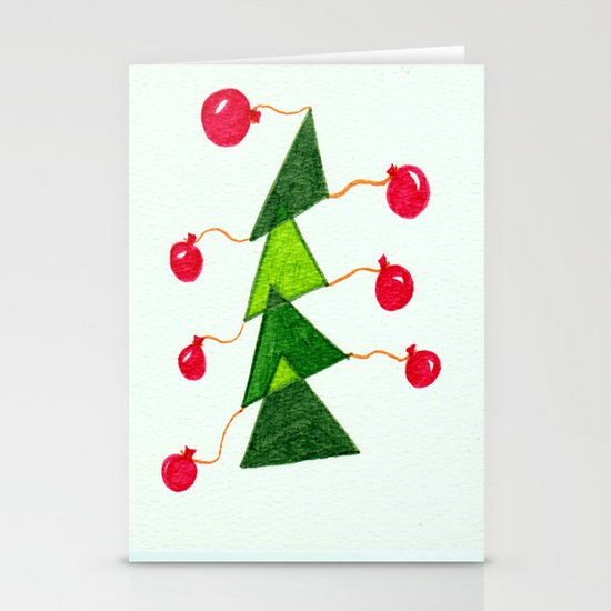 CHRISTMAS!! Stationery Card