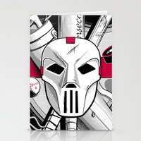 TMNT Casey Jones Stationery Cards