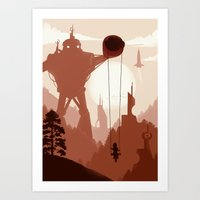 In the Year 2000... Art Print