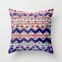 TRIBAL MIND Throw Pillow