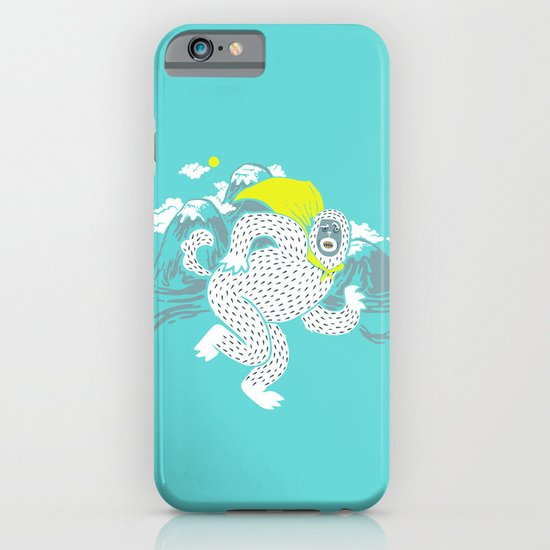 Save the Yeti iPhone & iPod Case