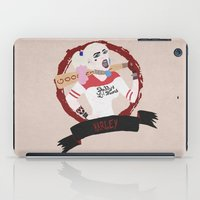Harley Quinn, Suicide Sq… iPad Case