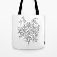 Simplexity Tote Bag