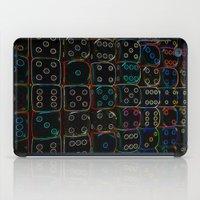 Diced 3D iPad Case