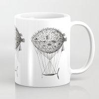 Airfish Express Mug