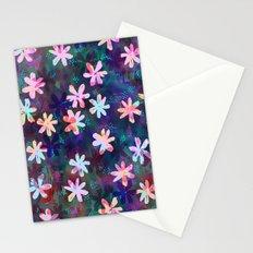 Montauk Daisy - Night Stationery Cards