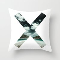 XX  Throw Pillow