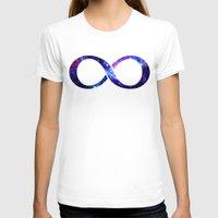 galaxy T-shirts featuring Galaxy by Matt Borchert