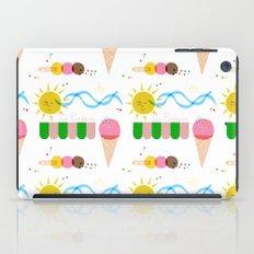 Ice Cream Summer iPad Case