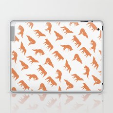 wild wolves pattern Laptop & iPad Skin