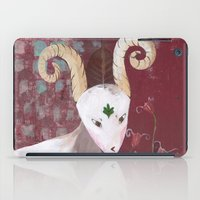 Peace-Bhoomie iPad Case