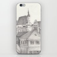 The Magic Town iPhone & iPod Skin