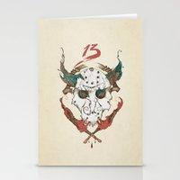 Jellyroll #13: Jason Stationery Cards