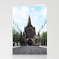 Medieval Glasgow Stationery Cards