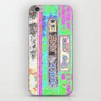 Brick Lane, Crayon iPhone & iPod Skin
