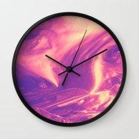 Materia C Wall Clock