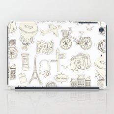 I {❤} Travel iPad Case