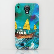 Come And Sail With Me Th… Galaxy S4 Slim Case