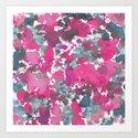 Colour Splash 2 Art Print