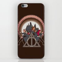 Dumbledore's Angels  iPhone & iPod Skin