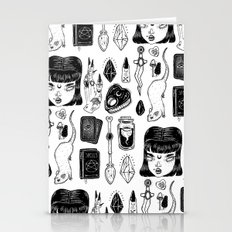 Teen Witch Stationery Cards