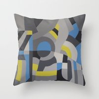 Hacienda Throw Pillow