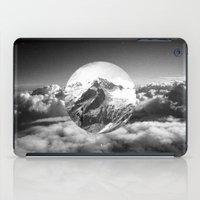 Cielo grigio e pungente iPad Case