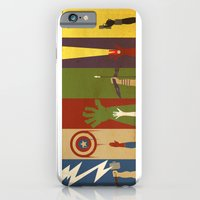 iPhone Cases featuring Assemble by Danny Haas