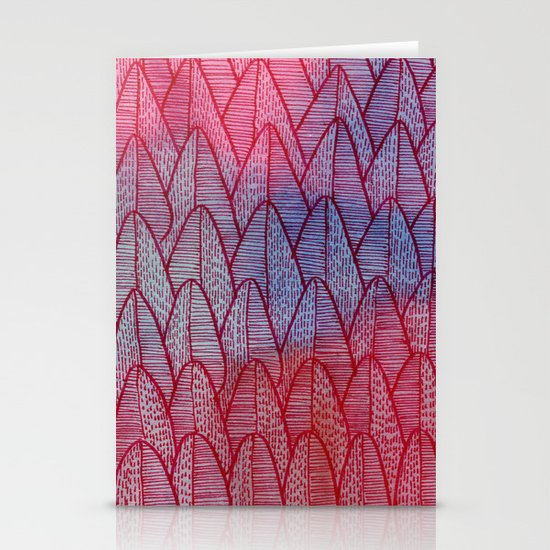 Leaves / Nr. 6 Stationery Card