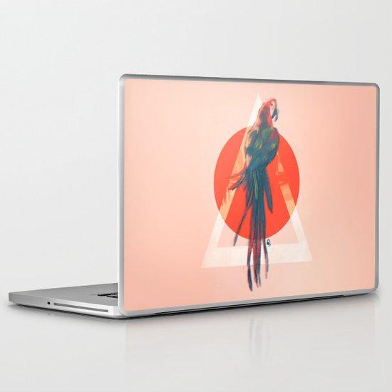 Para Laptop & iPad Skin