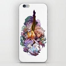 Hunter X Hunter Characters iPhone & iPod Skin