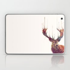Red Deer // Stag Laptop & iPad Skin