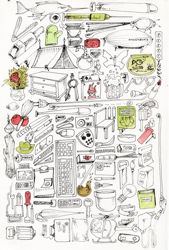 Everything You Need Art Print