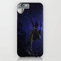 dancing with the moon iPhone 6 Slim Case