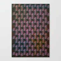 They're Piling Up Canvas Print