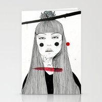 Lover in Me Stationery Cards