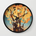 Treehouse Wall Clock