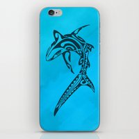 Sharked iPhone & iPod Skin