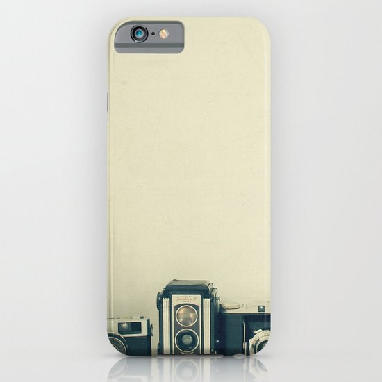 Camera Collection iPhone & iPod Case