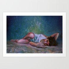 Arenis  Art Print