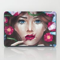 The Wild Rose iPad Case