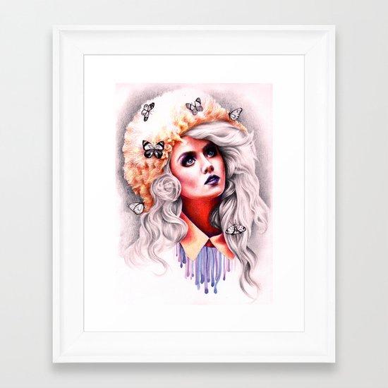 Allison Elizabeth Harvard Framed Art Print