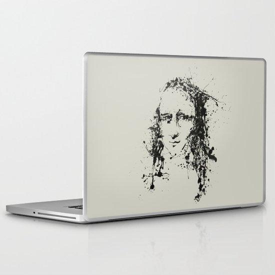 Modern Lisa Laptop & iPad Skin