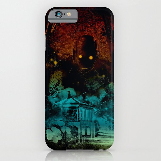 the last story iPhone & iPod Case