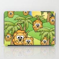 Little Lions. iPad Case