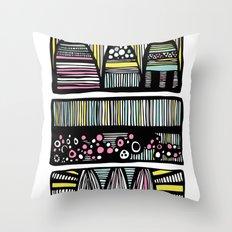 Free Style Throw Pillow