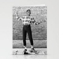 Did I Do That? (Steve Urkel dropping a Han dynasty urn) Stationery Cards