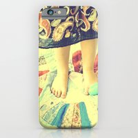 iPhone & iPod Case featuring A Tisket A Tasket by PhotographyByJoylene