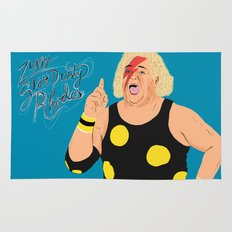 Ziggy StarDusty Rhodes Rug