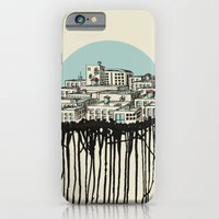 iPhone & iPod Case featuring Primary City by Zach Hoskin